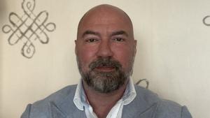 David Burke is the chief executive of Tacenda
