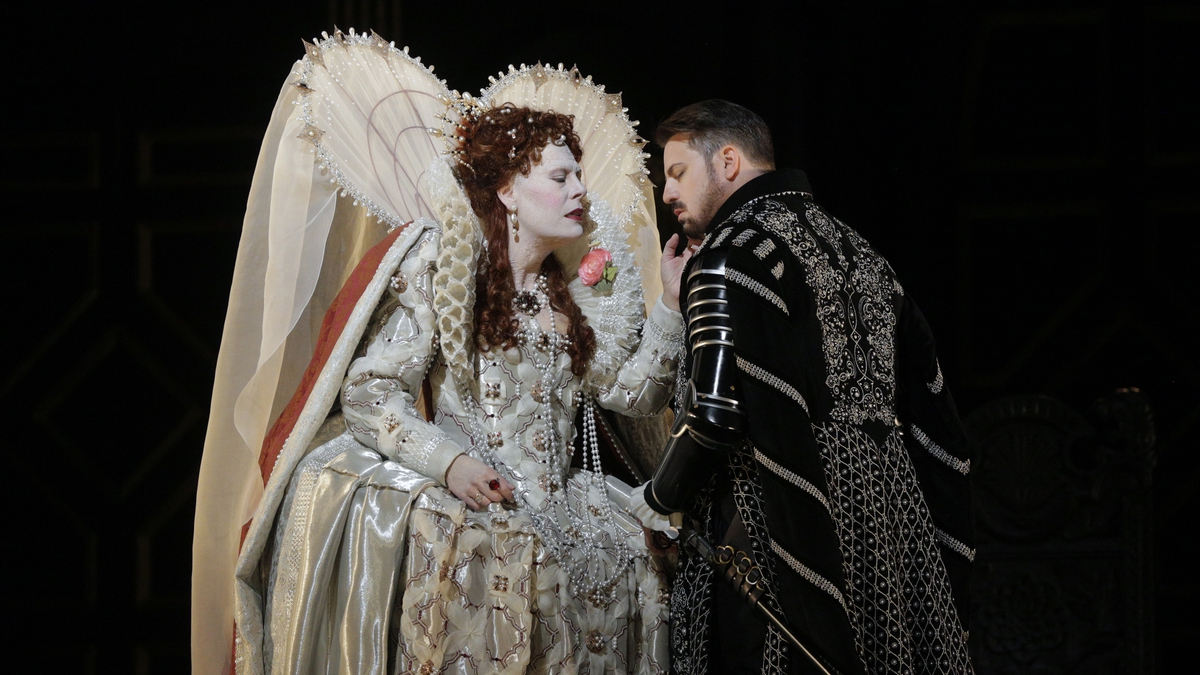 Opera Night Saturday 8 May 2021