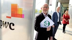Kieran Rumley, Executive Director, Love Irish Food, Owen McFeely, Director, PwC Ireland Retail & Consumer Practice and Emily MacDonnell, Senior Associate, PwC Ireland Retail & Consumer Practice