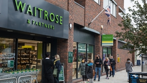 Deliveroo customers can now order from an increased range of between 750 to 1,000 Waitrose products
