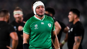 """Rory Best: """"I'm really grateful to Seattle for giving me this opportunity."""""""