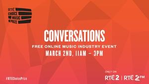 RTÉ Choice Music Prize: Conversations 2021