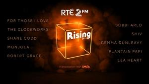RTÉ 2FM RISING LIST FOR 2021 REVEALED