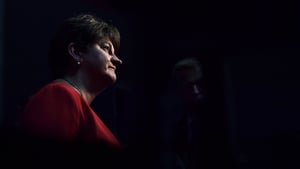 Arlene Foster will step down as DUP leader at the end of May, and as First Minister at the end of June (File pic, Getty Images)