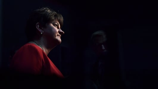Arlene Foster to step down as DUP leader