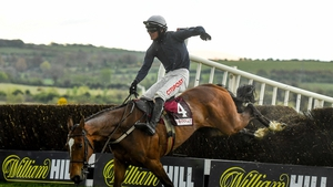 Colreevy bested favourites Monkfish and Envoi Allen to win the Novice Chase in Punchestown