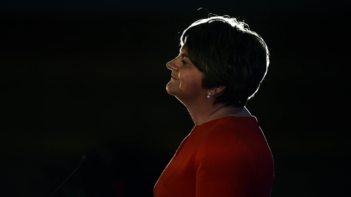 Arlene Foster's career as DUP leader and First Minister was mercilessly bound up with the Brexit