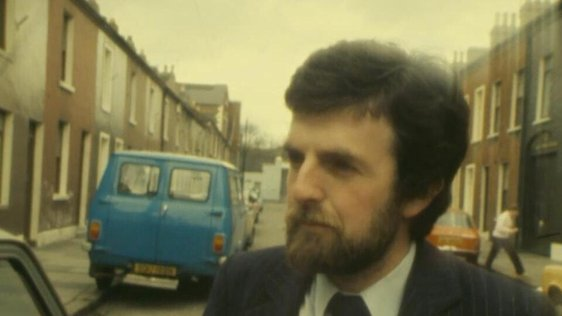 Bobby Sands' election agent Owen Carron (1981)
