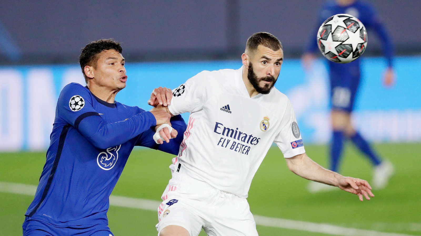 Champions League: Real Madrid 1-1 Chelsea - recap
