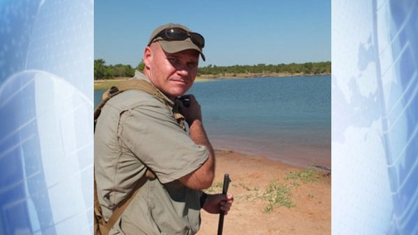 Rory Young was a co-founder of the anti-poaching organisation Chengeta Wildlife (Pic: Chengeta)