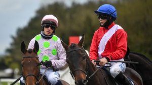 Paul Townend stretched his lead over Rachael Blackmore to five winners in Day One at Punchestown