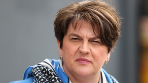 The new leader will replace Arlene Foster who is stepping down at the end of this month