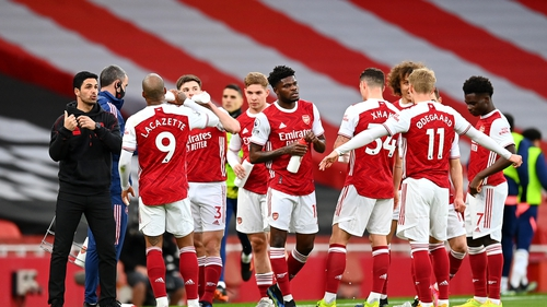 Arsenal are currently preparing for a Europa League semi-final