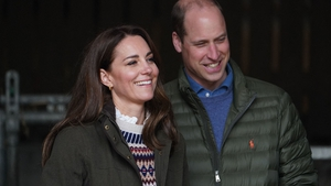 Kate and her husband Prince William. Photo: Getty