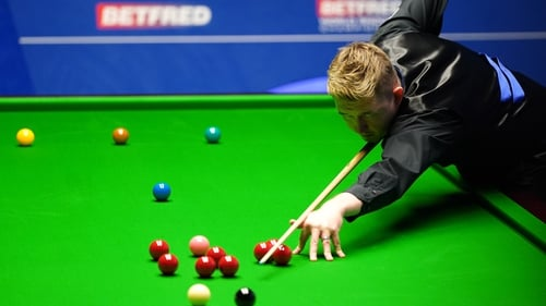 Kyren Wilson topped his group with three wins