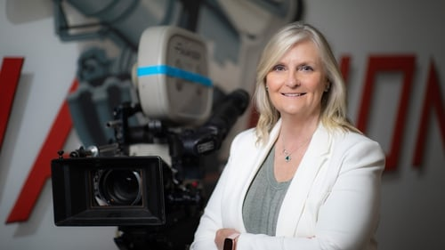 Elaine Geraghty, CEO, Ardmore and Troy Studios