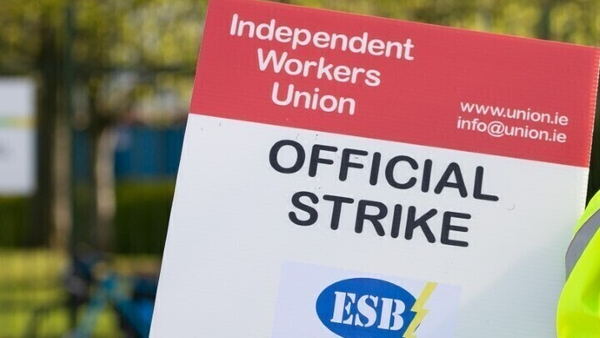 The IWU has previously held four days of strike action as well as a work to rule