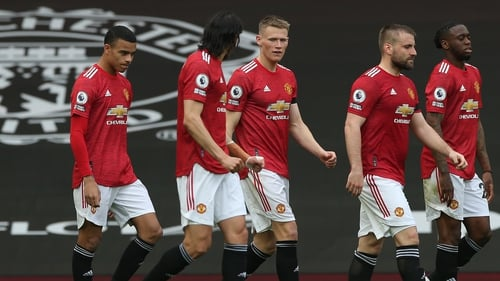 Shaw and his United colleagues are desperate to end their semi-final failure
