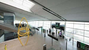 Passenger numbers at Dublin Airport fell by 78% last year