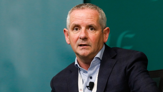 'There is hope based on the evidence we are seeing' - HSE's Paul Reid