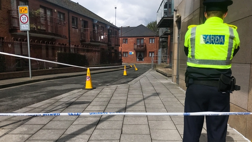 Kwok Ping Cheng was found fatally injured after he had been attacked with an axe in his home in Robinson's Court off Cork Street
