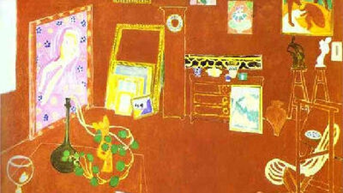 Where to Begin with Henri Matisse on Arena