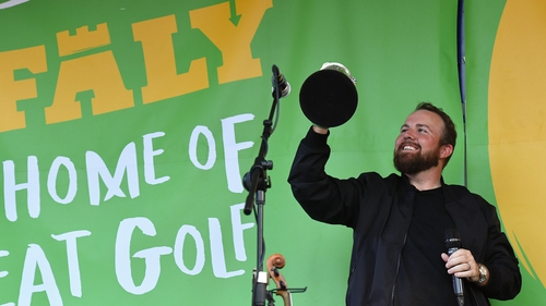 Shane Lowry: 'If we put the right plan in place, it can work but right now it can't be defined by results'