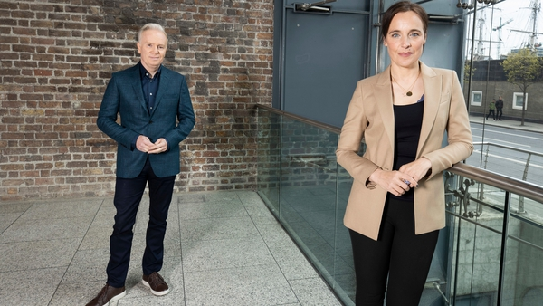 Richard Curran and Ella McSweeney are back on our screens tonight with Open For Business