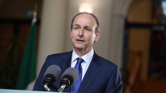 'Individual and collective behaviour is key to success of plan' - Taoiseach Micheál Martin