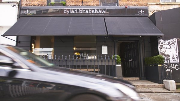 Dylan Bradshaw's salon on South William St has over 6,000 regular clients