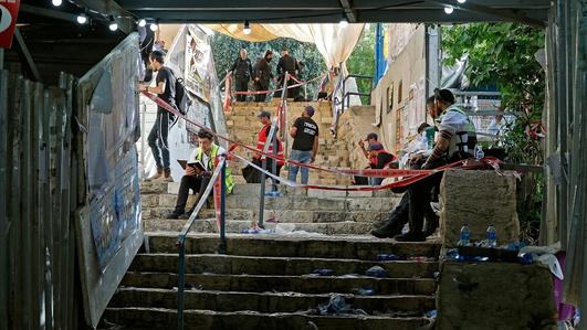 Dozens dead following tragedy in Israel