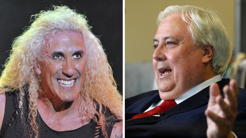 Twisted Sister frontman Dee Snider won copyright court battle with Australian billionaire Clive Palmer