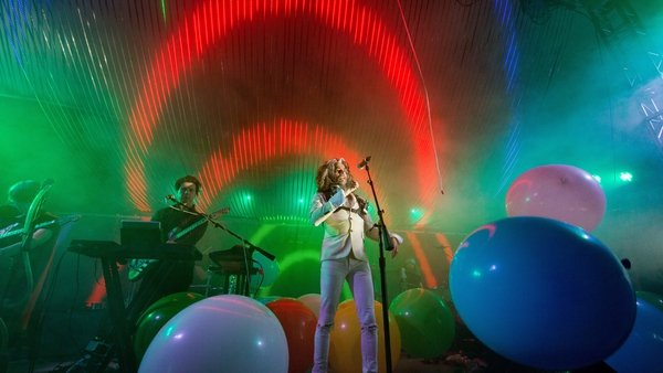 The Flaming Lips were among the acts scheduled to have performed at the festival