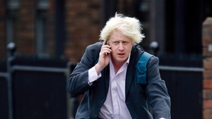 Boris Johnson's number appeared on a press release from 2006 when he was an opposition MP