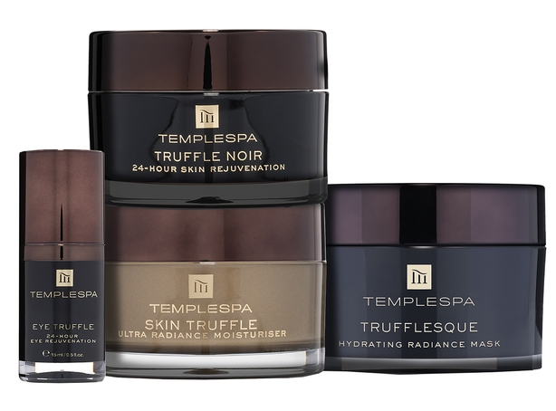 Templespa Truffle Luxe Gift Collection