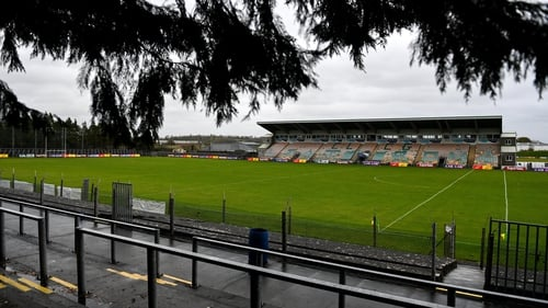 There have been no gate receipts from Páirc Seán Mac Diarmada since the coronavirus pandemic took hold