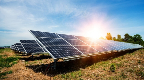The three new solar farms will together supply enough low-carbon electricity to power the equivalent of over 6,600 homes