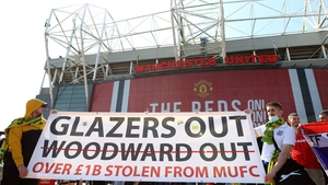Around 10,000 supporters are expected to descend on Old Trafford ahead of Sunday's Premier League clash with Liverpool