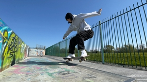 """The 'Skate Birds"""" crew is changing the face of skateboarding in Ireland."""