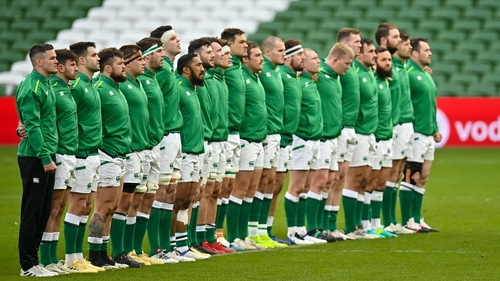 Ireland will be looking for new opponents