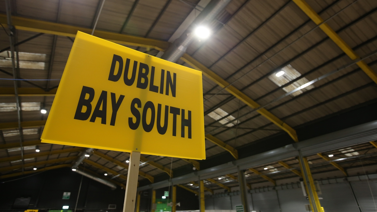 Dublin Bay South By Election Live Debate