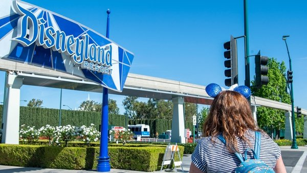 Tickets to Disneyland are sold out until mid-June, according to the park's online reservation system