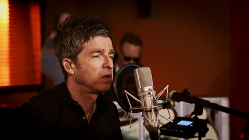 Noel Gallagher during his recent Late Late Show appearance