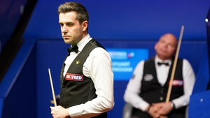 Mark Selby and Stuart Bingham play to a finish from 2.30pm on Saturday afternoon