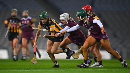 Kilkenny held off Galway in last December's All-Ireland senior final
