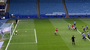 Keiren Westwood helped Sheffield Wednesday to a point in their bid to survive in the Championship