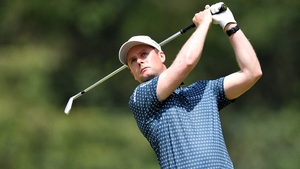 Jonathan Caldwell has an outside chance of victory in Tenerife.