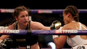 Katie Taylor is ready to do it all again with Natasha Jonas