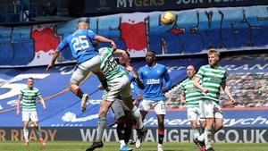 Kemar Roofe scores Rangers' third