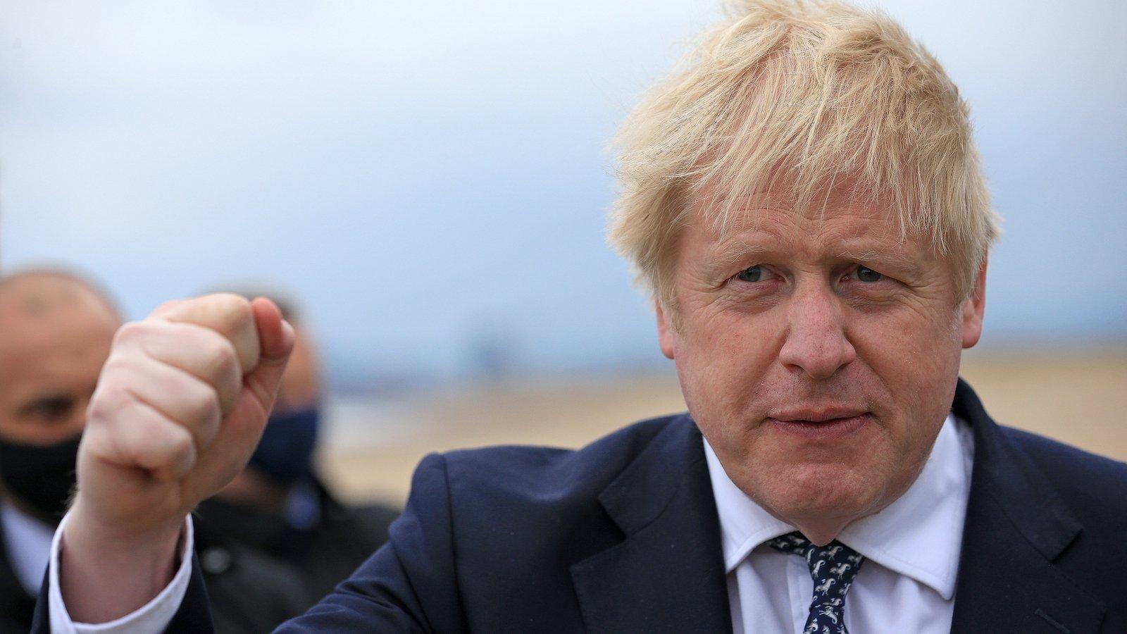Johnson's Ballymurphy apology criticised